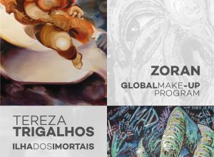 """Ilha dos Imortais"" e ""Global Make-up Program"""
